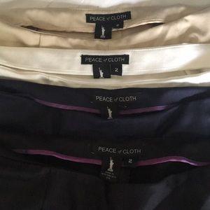 Peace of Cloth - 4 pairs of Lisa pants